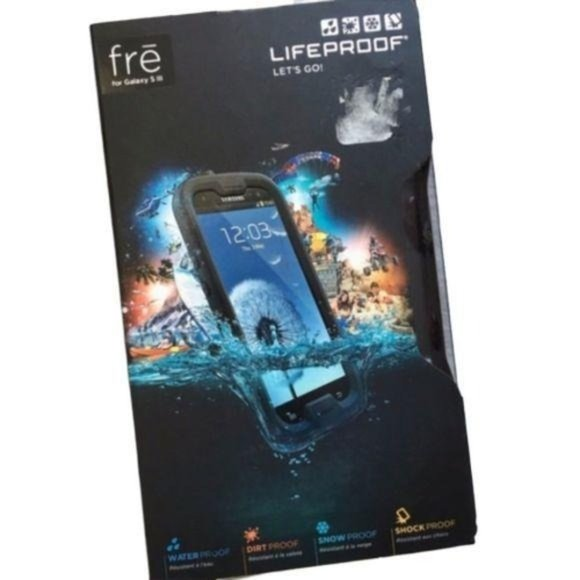 New Lifeproof Fre Case Galaxy S III